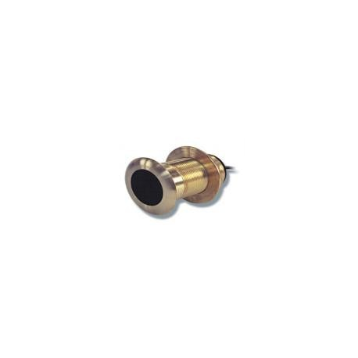 Transductor B117 Pasacascos Bronce (Raymarine Dsm30/300)