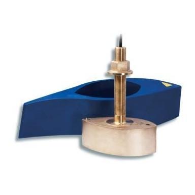 Transductor B260 Pasacascos Bronce (Raymarine Dsm300)