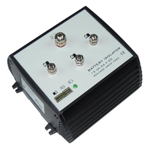 Aislador De Baterias Cristec 1 Entrada/3Salidas 150Amp.