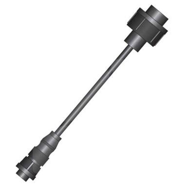 Cable Transductor Airmar 5 Pin a RCA Macho de Phono Navman, Standard Horizon y Raymarine