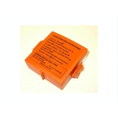 Bateria Litio Vhf Simrad Ax30 No Recargable