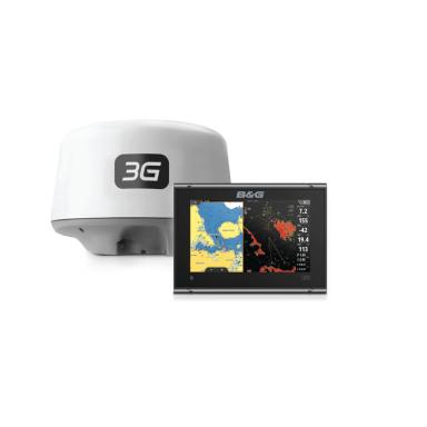 Pack B&G Vulcan 7R con Radar B&G 3G