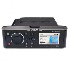 Fusion MS AV755 Radio DVD Bluetooth y NMEA 2000