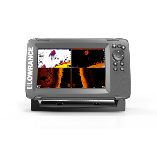GPS Sonda Lowrance Hook2 7x TripleShot