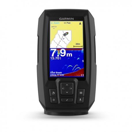 Garmin Striker Plus 4 GPS Sonda
