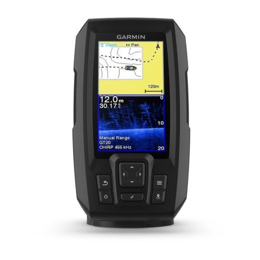 Garmin Striker Plus 4cv GPS Sonda