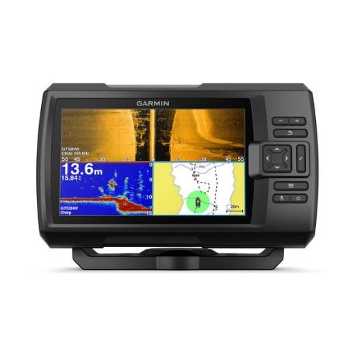 Garmin Striker Plus 7sv GPS Sonda