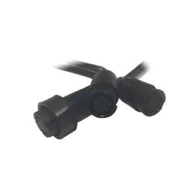 Cable Adaptador Y Raymarine 25 Pines y 7-9 pines Para 2 Transductores Axiom RV