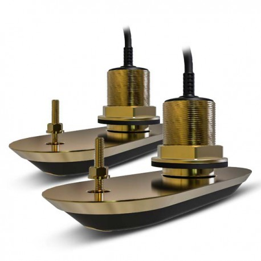 Pack 2 Transductores Raymarine RV-212 Babor y Estribor