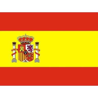 Bandera Española Con Escudo