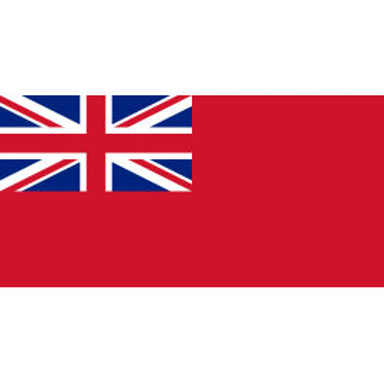 Bandera Inglesa Mar