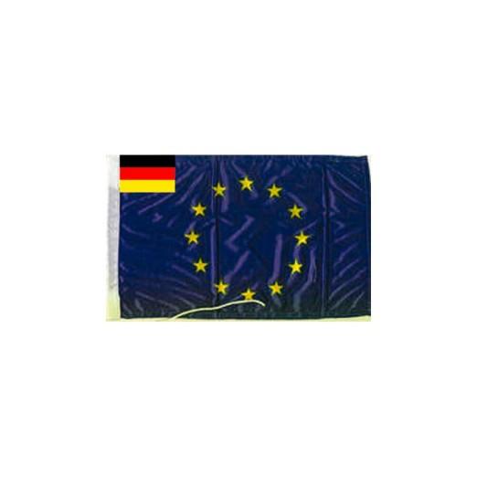 Bandera Unión Europea Alemania