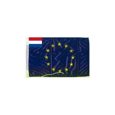 Bandera Unión Europea Holanda