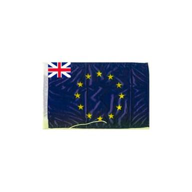 Bandera Unión Europea Inglaterra