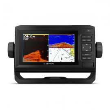 Garmin EchoMap Plus 62cv GPS Sonda