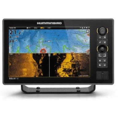 Humminbird Solix 10 CHIRP MEGA SI GPS Sonda