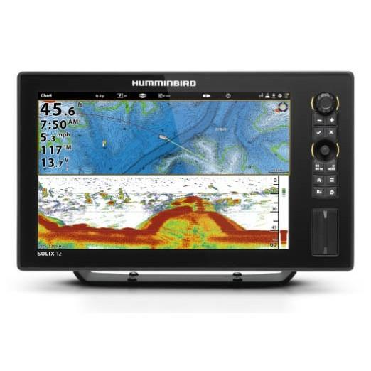 Humminbird Solix 12 CHIRP GPS Sonda