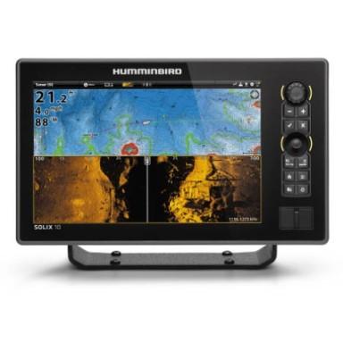 Humminbird Solix 12 CHIRP MEGA SI GPS Sonda