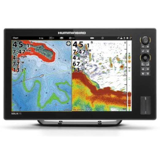 Humminbird Solix 15 CHIRP GPS Sonda