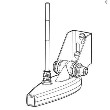 Transductor Popa Humminbird XM 9 MDI T