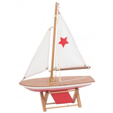 Velero Flotante Estrella