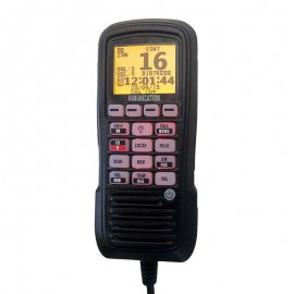 VHF Himunication HM380C-BB NMEA0183 y NMEA2000