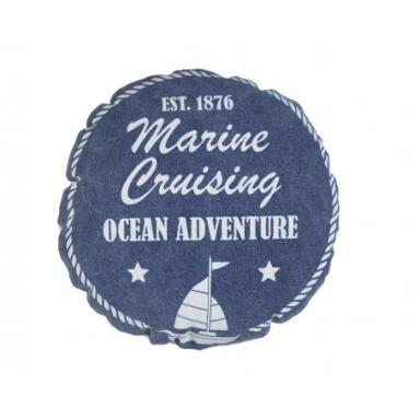 Cojín Marino Redondo Marine Cruising