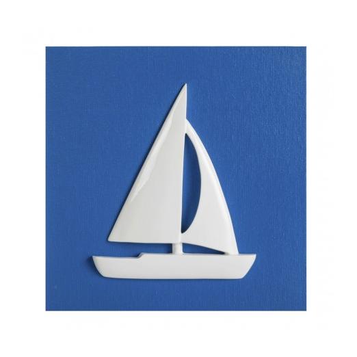 b5be41061b1 Comprar Cuadro Azul Con Velero Online ¡Mejor Precio! - Iterin