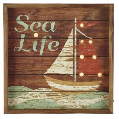 Cuadro Luminoso Sea Life