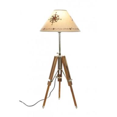 Lámpara Náutica Trípode