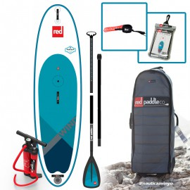 Red Paddle Co Wind SUP Ride 10'7""