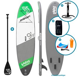 "DVSport Raider 9'9"" SUP Hinchable"