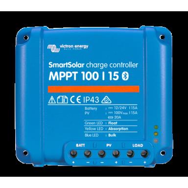 Controlador Carga Victron SmartSolar MPPT
