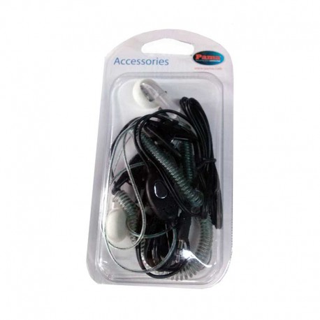 Pack Auriculares Walkies Cobra