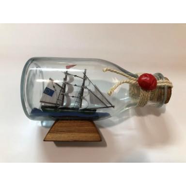 Barcos En Botella Decoración Náutica