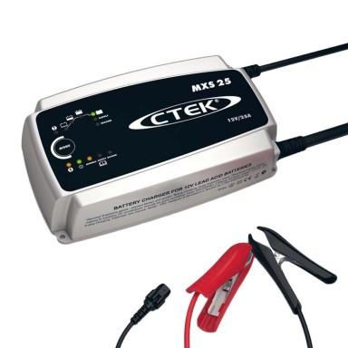 Cargador Baterías Ctek Mxs 25Amp