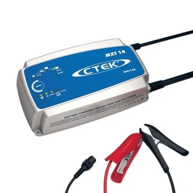 Cargador Baterías Ctek Mxs 14Amp