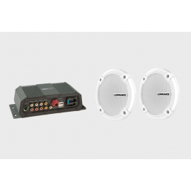 Pack Lowrance SonicHub2 con Altavoces