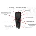 Simrad RS90S VHF Tipo Caja Negra