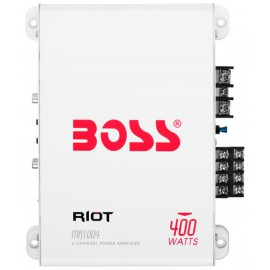 Amplificador BOSS Audio MR1004 4X50W
