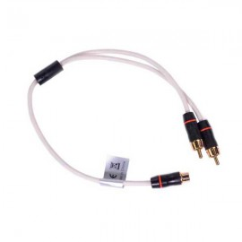 Cable Audio RCA Hembra a Doble Macho