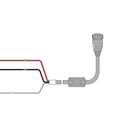 Cable Alimentación Raymarine A65 Y A67