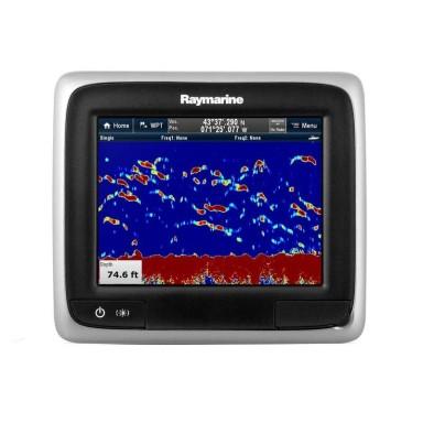 GPS SONDA RAYMARINE A67 CON WIFI