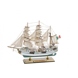Barco Decoracion Antiguo Fragata Cuauhtemoc