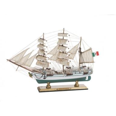 Barco Decoracion Fragata Cuauhtemoc