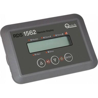 Panel Control Cargadores Quick RDS 1562