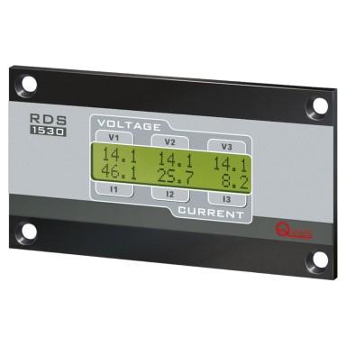 Panel Control Cargadores Quick RDS 1541