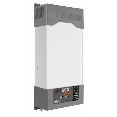Quick SBC 600 NRG FR 50A Cargador Baterías