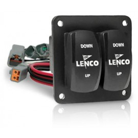 Lenco Panel Rocker Control Flaps