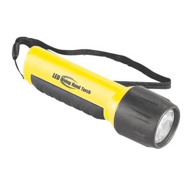 Linterna LED Impermeable Peli